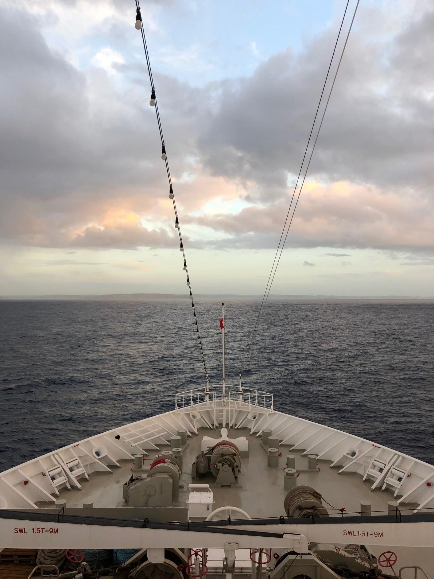 Küste vor Sydney