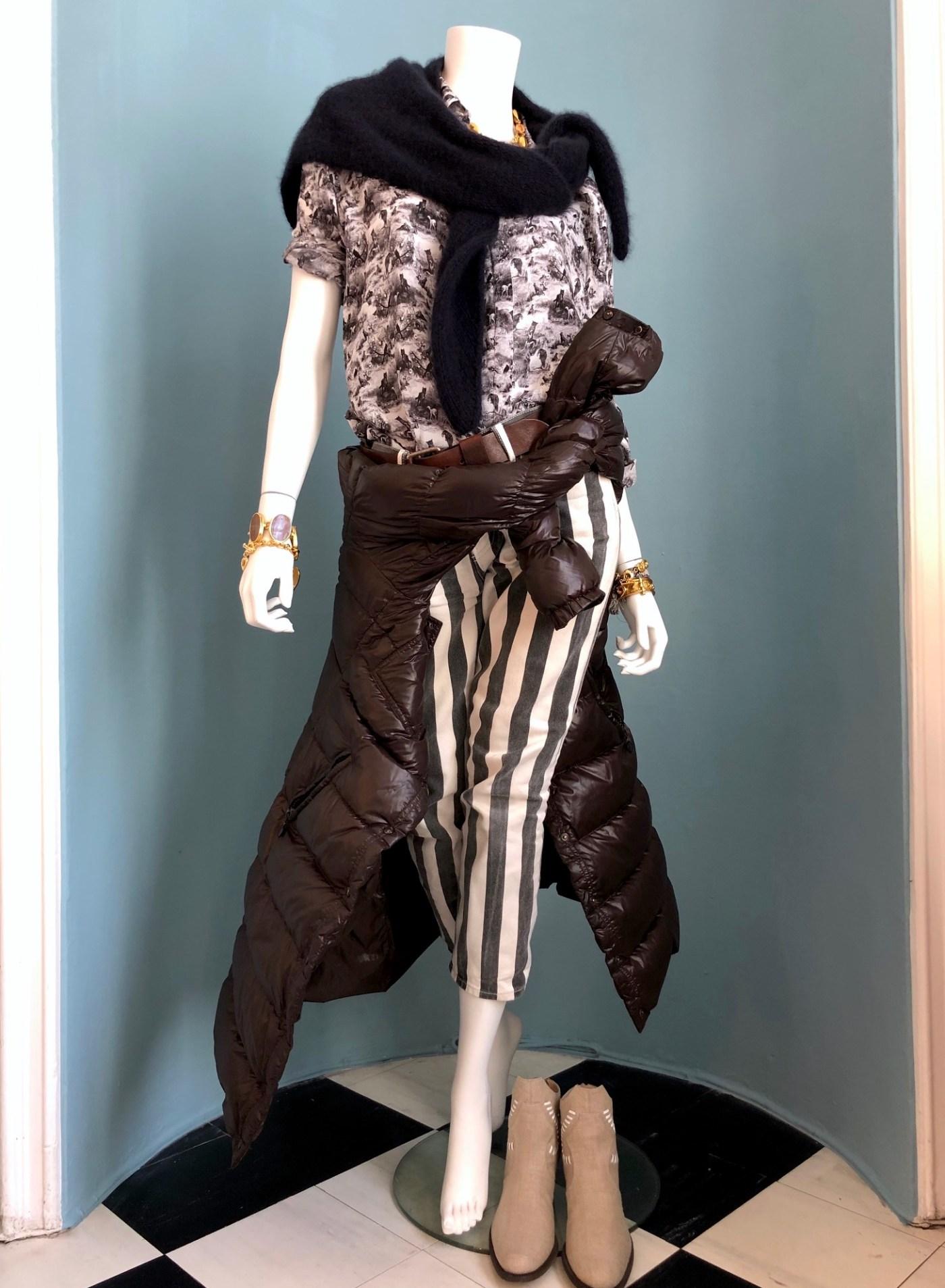 Dress-Code Dore Bluse