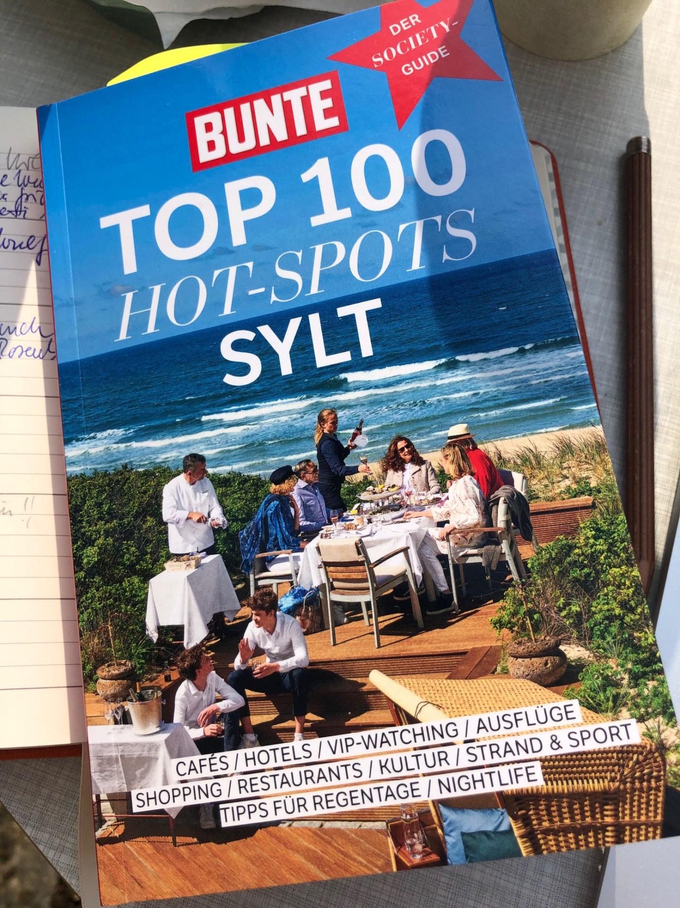 Bunte Top 100 Sylt