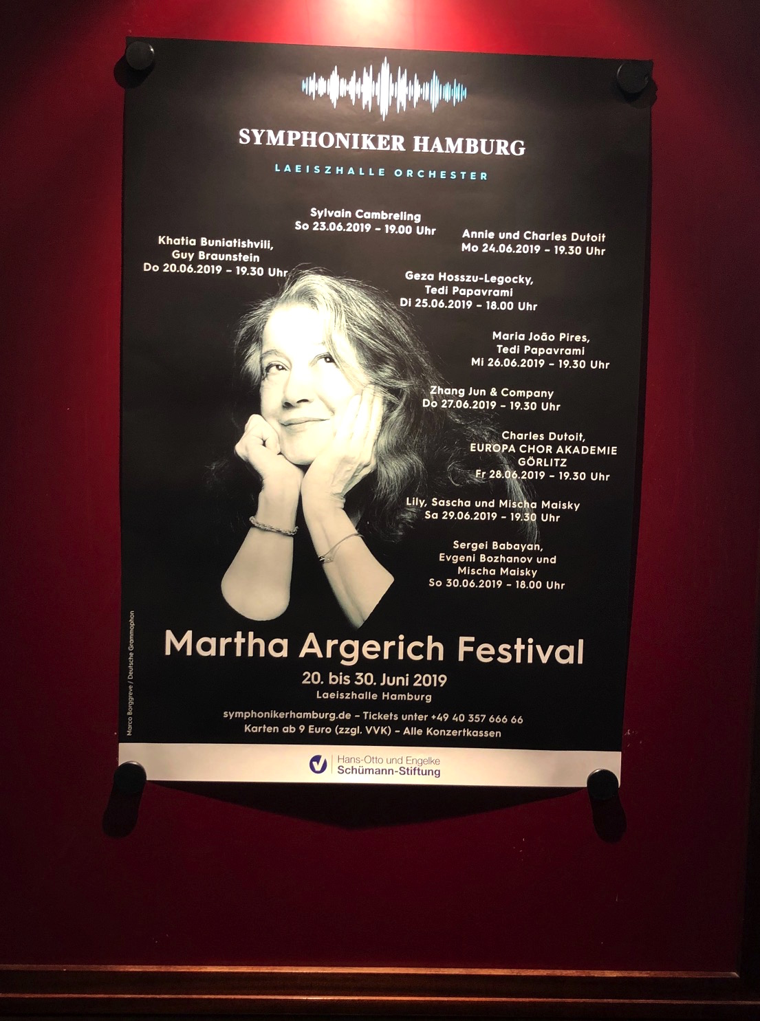 Martha Argerich Festival