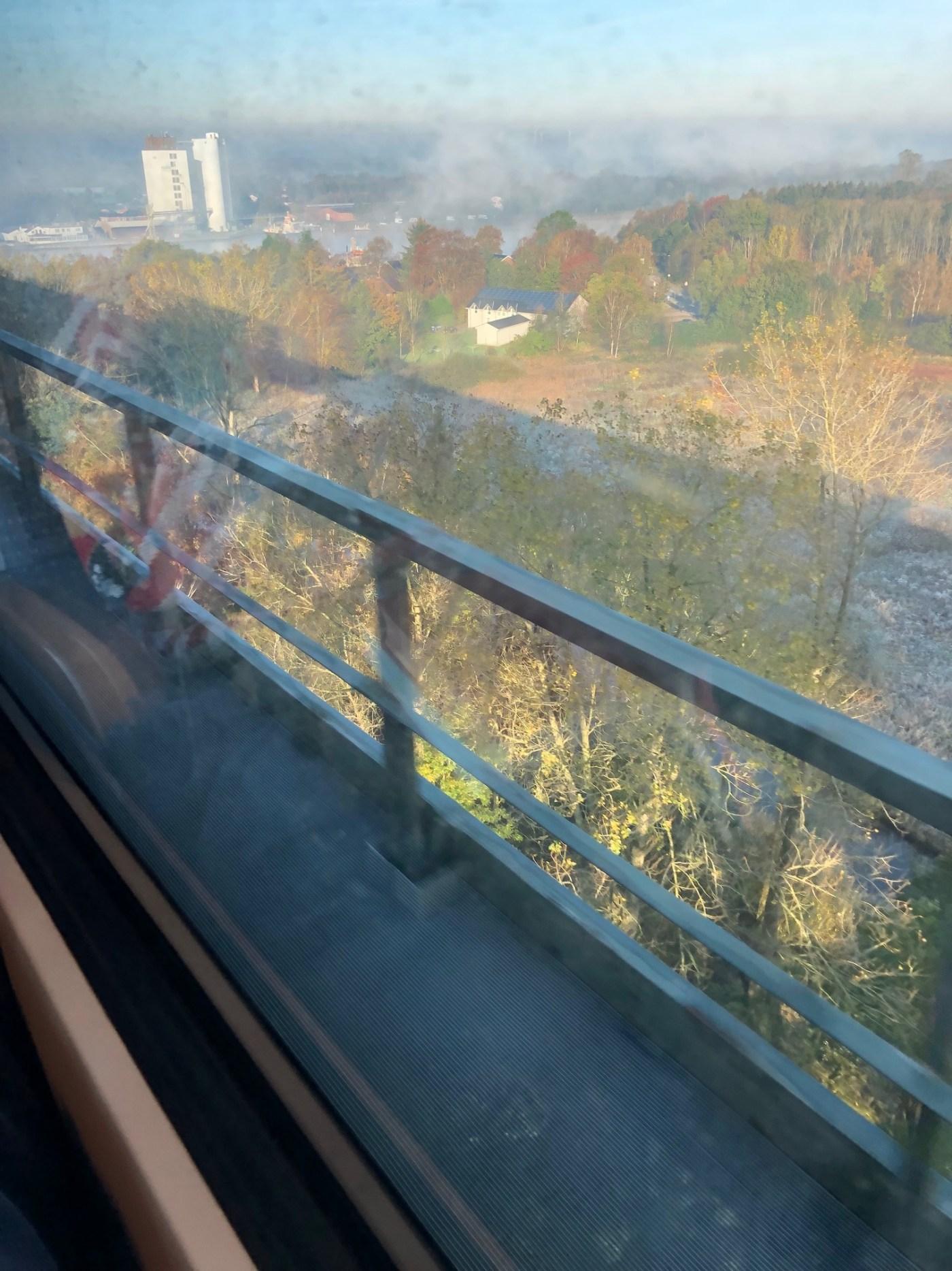 Bahnfahrt NOB