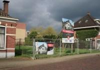 Braakliggend terrein Roelvinkstraat, Winterswijk. Beeld Janneke Rutgers