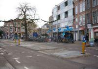 Een supermarkt in een Utrechtse straat