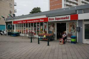 Solitaire supermarkt in Rotterdam
