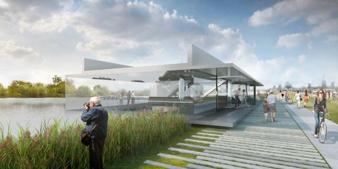 bPRAKTIJK Bezoekerscentrum Kinderdijk M&DB Architecten (2) kopie