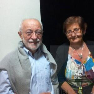 Maura De Bernart e Roberto Ravaioli