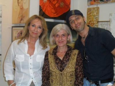 Gran vernissage sabato 5 luglio ore 17 Galleria Farini Bologna via Farini 26/d — con CrisDesign Arte presso Bologna.