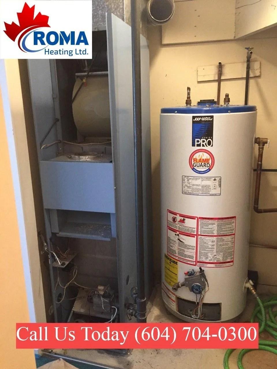 Furnace Service and MaintenanceSurrey andAbbotsford