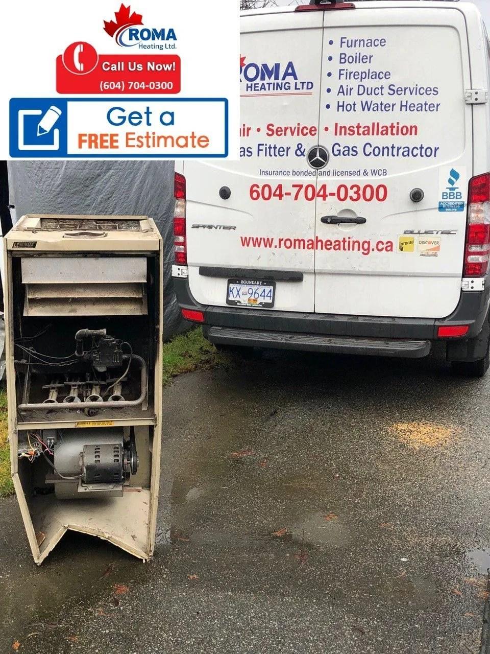 Air Conditioning Repair Vancouver