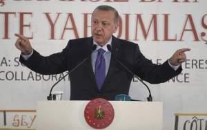 Ερντογάν: Αν δεν βρω λύση με τον Πούτιν θα εφαρμόσω τα δικά μου σχέδια στη Συρία