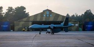 MQ-9: «Αποκαλύπτεται» στην 110 Π.Μ ενώπιον στρατιωτικής ηγεσίας και Πάιατ