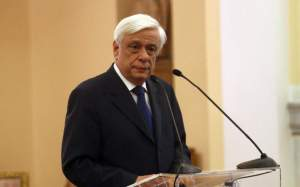 Greek president lambasts Turkey over maritime borders deal
