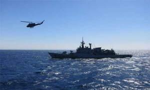 Ναυτική επιχείρηση της ΕΕ για επιβολή του εμπάργκο όπλων στην Λιβύη