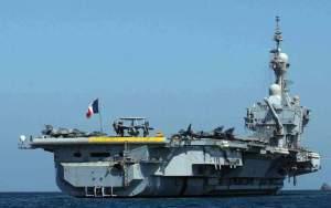Επίσκεψη του Γάλλου διοικητή της Task Force 473 στη φρεγάτα «ΨΑΡΑ»