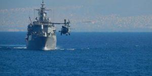 Μήνυμα ετοιμότητας από το Πολεμικό Ναυτικό – Εντυπωσιακές εικόνες από την άσκηση «ΛΟΓΧΗ» [pics]