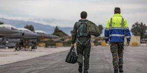Θετικοί στον κορονοϊό δύο ανθυποσμηναγοί που επέστρεψαν από την Ιταλία