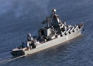 В Тихом океане российский флот завершил серию маневров Корабли «Варяг» и «Быстрый» в финальной части учений поразили береговые цели «противника»