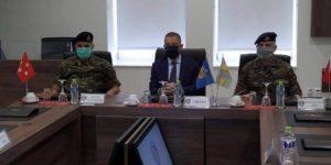 Επίσκεψη ΥΦΕΘΑ Αλκιβιάδη Στεφανή στην Περιοχή Ευθύνης της 1ης Στρατιάς/EU-OHQ (pics)