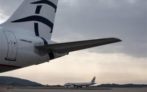 Aegean: «Βουτιά» 64% στο τζίρο α' εξαμήνου – Το test προ-πτήσης και τα Airbus
