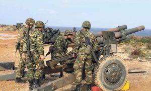 """Δεν """"αποχωρούν οι μοίρες Πυροβολικού"""" από τα νησιά του Αιγαίου"""
