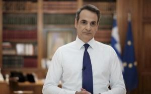 Κ. Μητσοτάκης: Απαγόρευση νυχτερινής κυκλοφορίας και χρήση μάσκας παντού σε περιοχές επιπέδου 3-4