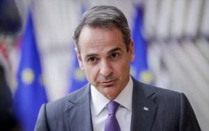 Κ. Μητσοτάκης: Εκφράζουμε πλήρη υποστήριξη και αλληλεγγύη προς τον Ε. Μακρόν