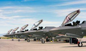 """""""Ζωντανό"""" το ελληνικό αίτημα για ταχεία παράδοση 6 F-35"""