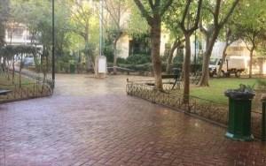 Δήμος Αθηναίων: Στη διάθεση των πολιτών ξανά το πάρκο «Π. Μπακογιάννη» στην Κυψέλη