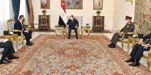 Παναγιωτόπουλος: Τι ειπώθηκε στο σημαντικό τετ-α-τετ με τον Αιγύπτιο Πρόεδρο Αλ Σίσι