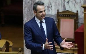 Κ. Μητσοτάκης: Από Δευτέρα το λιανεμπόριο αν το εισηγηθούν οι ειδικοί – 500 ευρώ το πρόστιμο