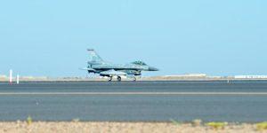 Falcon Eye-2: Στη Σαουδική Αραβία για πρώτη φορά ελληνικά F-16 – Η ανάρτηση του Α/ΓΕΕΘΑ