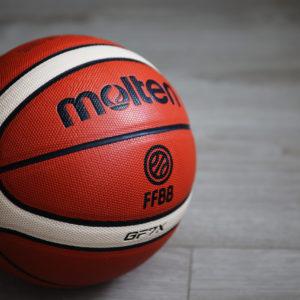 promotion ballon basket