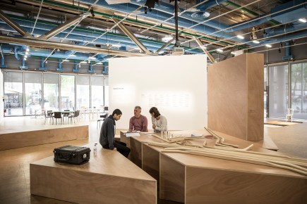 Répétitions Eté perpétuel, Centre Pompidou