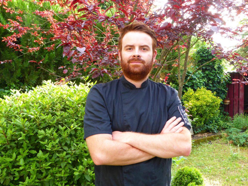 Romain Portelli cuisinier itinérant