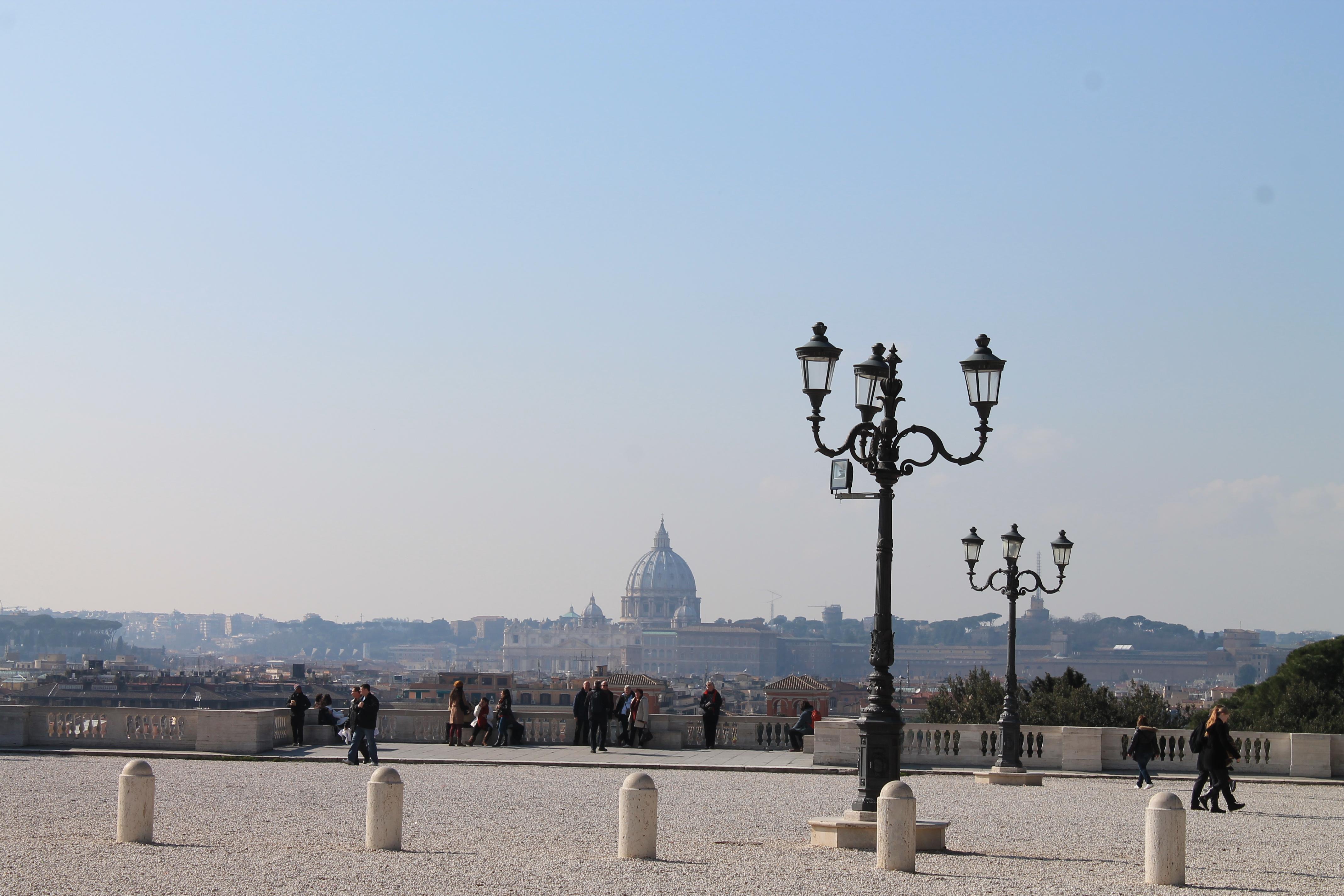 Il Giardino del Pincio  Roma Instaurata