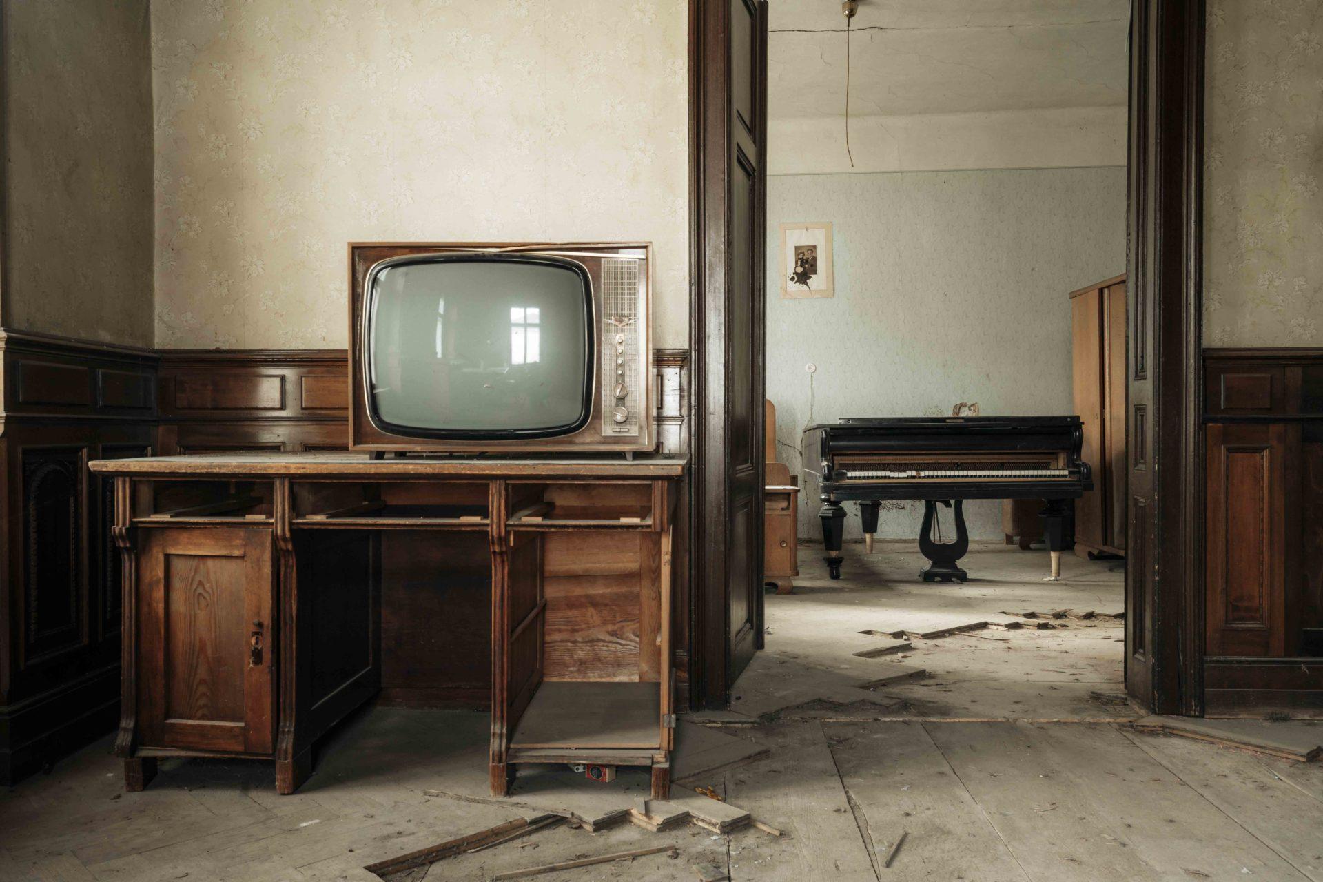 requiem pour pianos 90 | Serie Requiem pour pianos | Romain Thiery