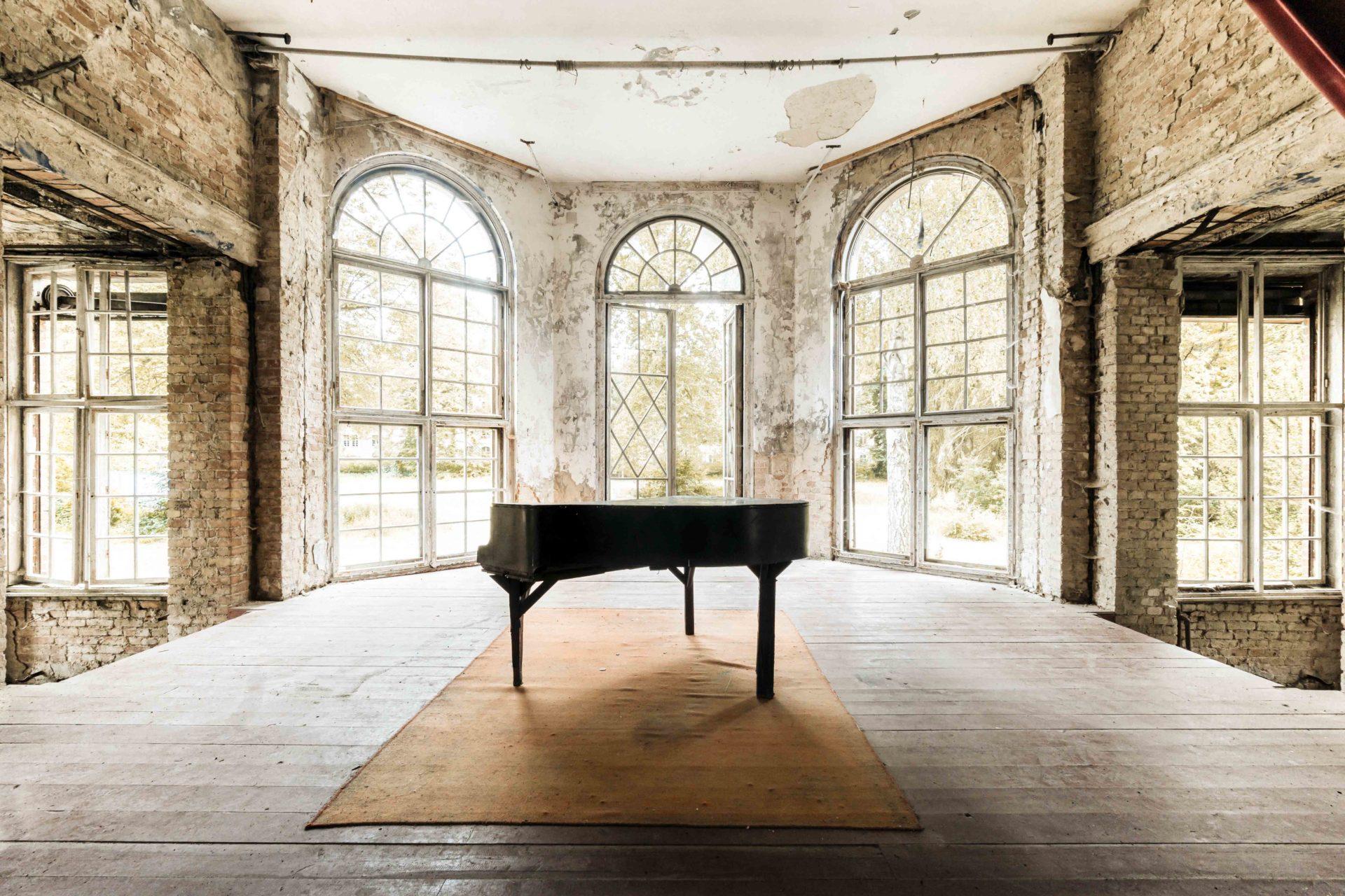 Requiem pour pianos 31 | Serie Requiem pour pianos | Romain Thiery | Germany