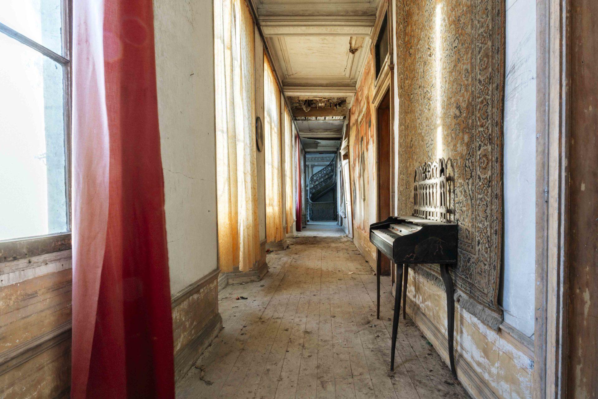 Requiem pour pianos 49 | Serie Requiem pour pianos | Romain Thiery | France