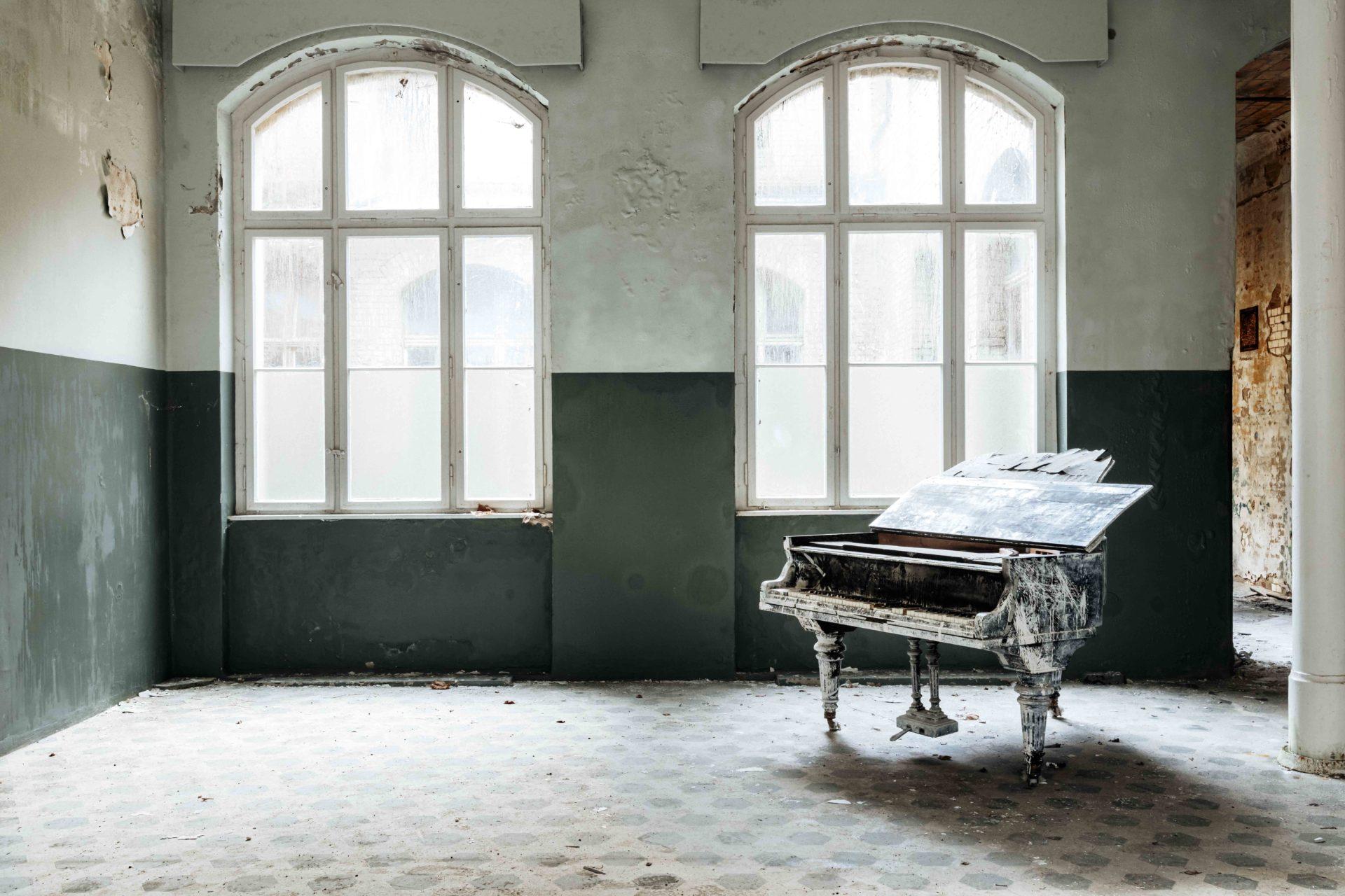 Requiem pour pianos 51 | Serie Requiem pour pianos | Romain Thiery | Germany