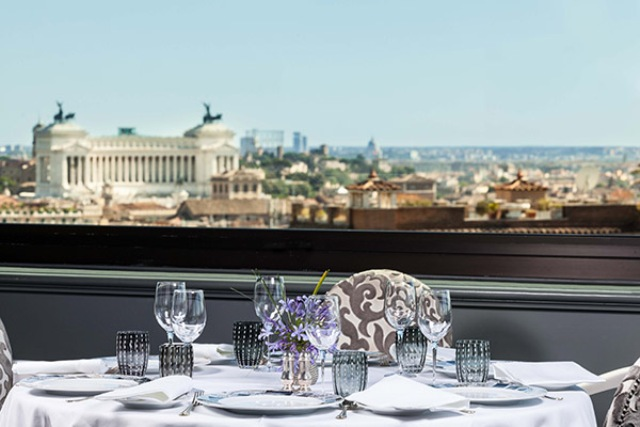 TERRAZZA DELLEDEN  Roma Luxury  THE BEST LUXURY IN ROME