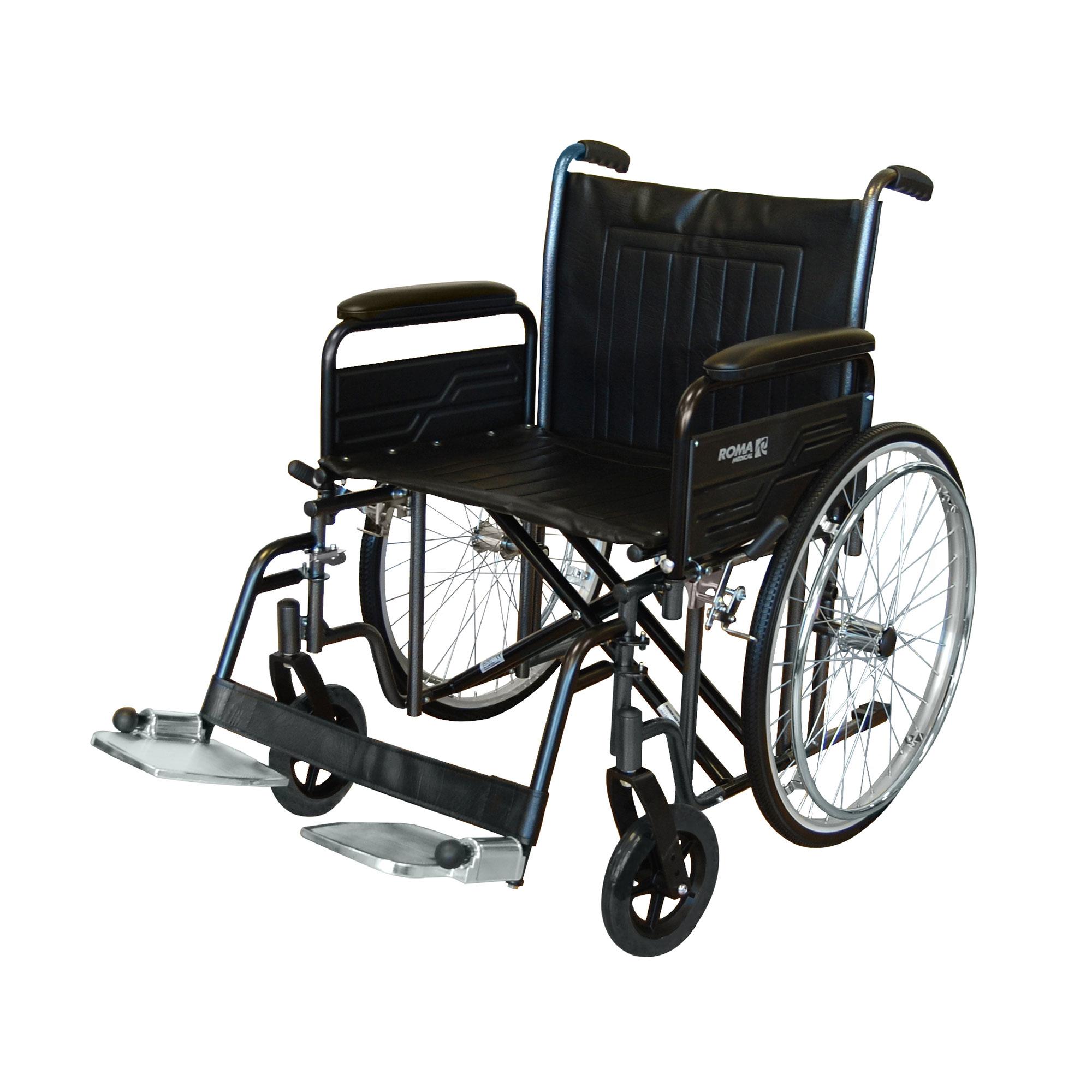 wheelchair nhs stool chair diy 1473 heavy duty self propelled roma medical