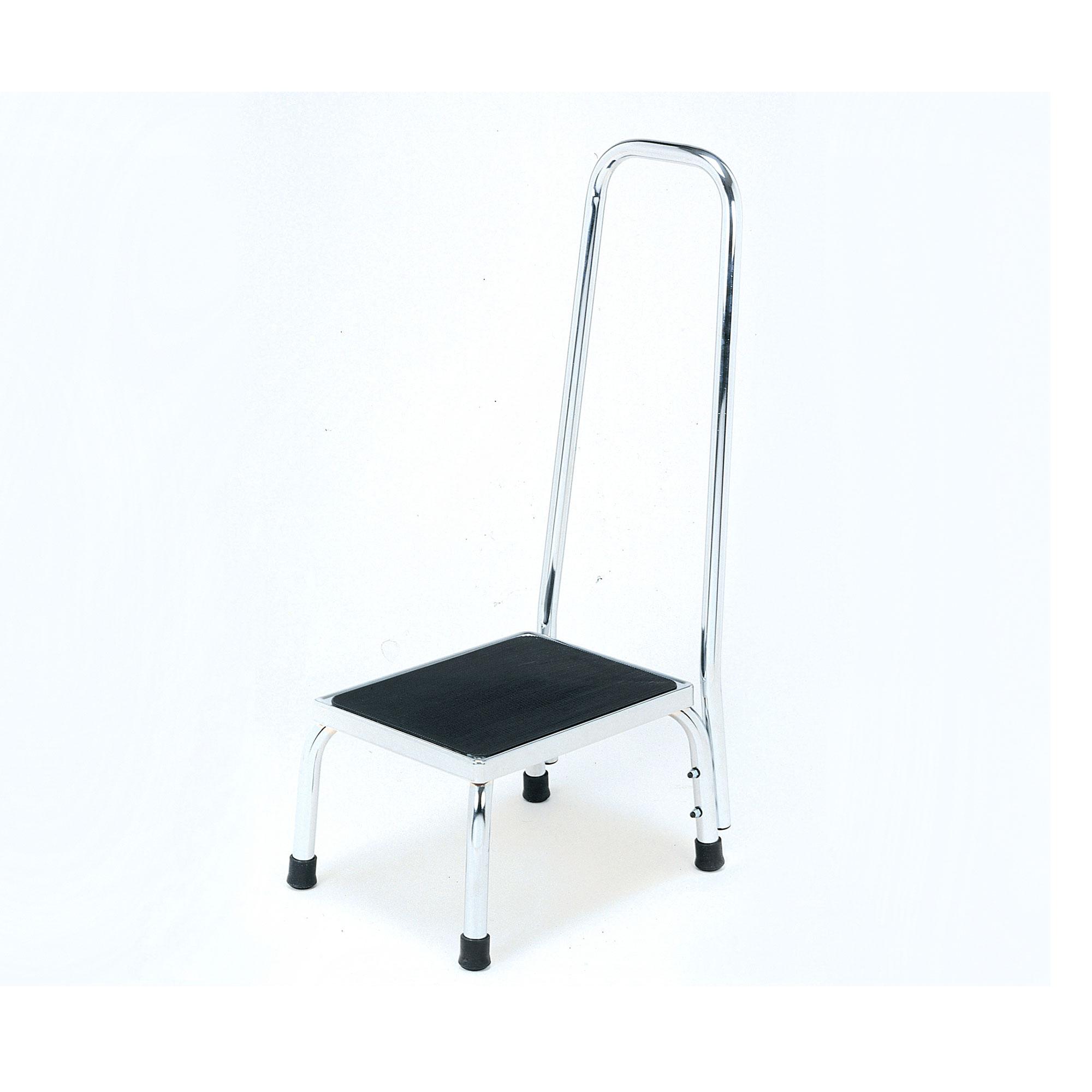4055A : Bath Step Stool with Handrail - Roma Medical