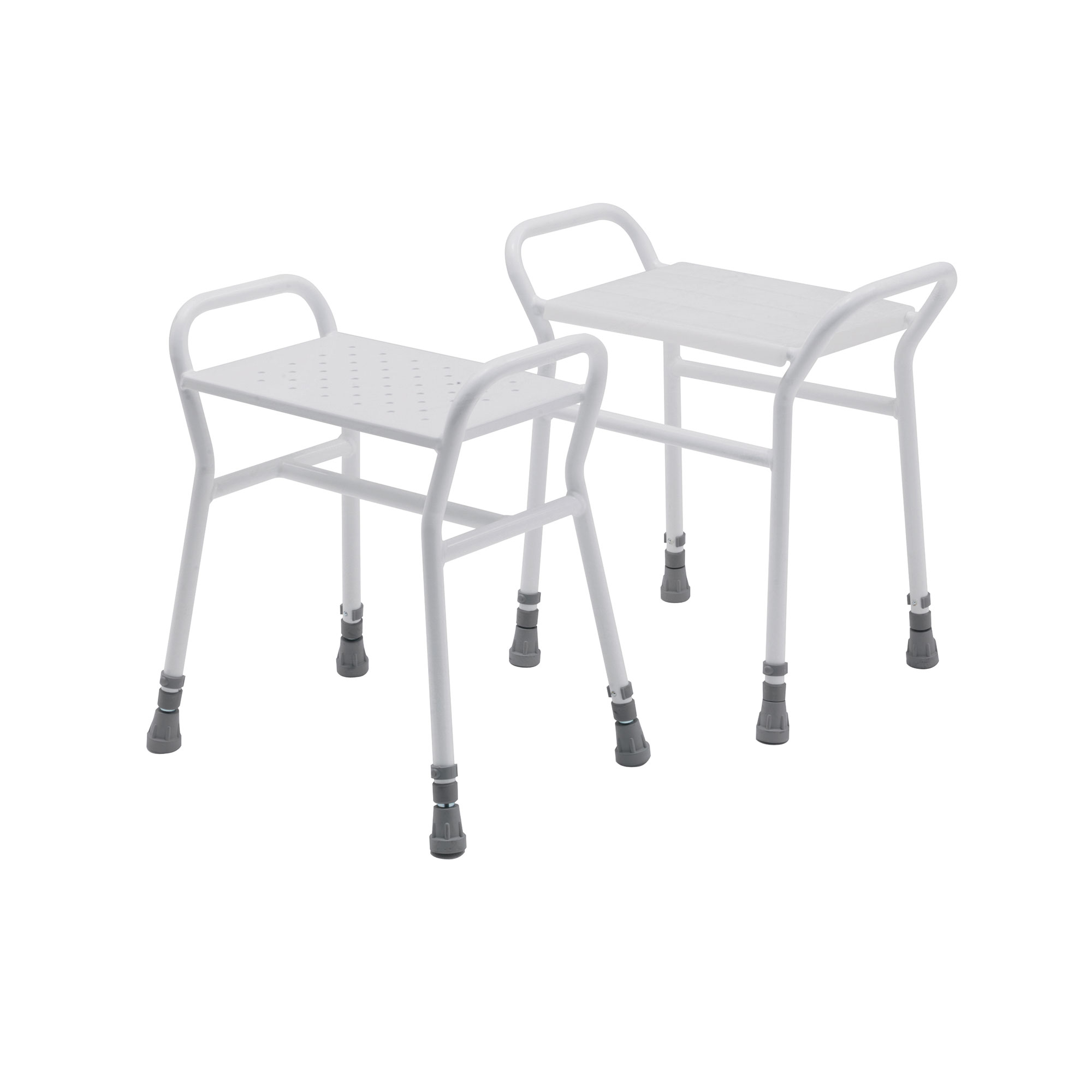 4216P : Belmont Adjustable Shower Stool with a Plastic Clip On Seat ...