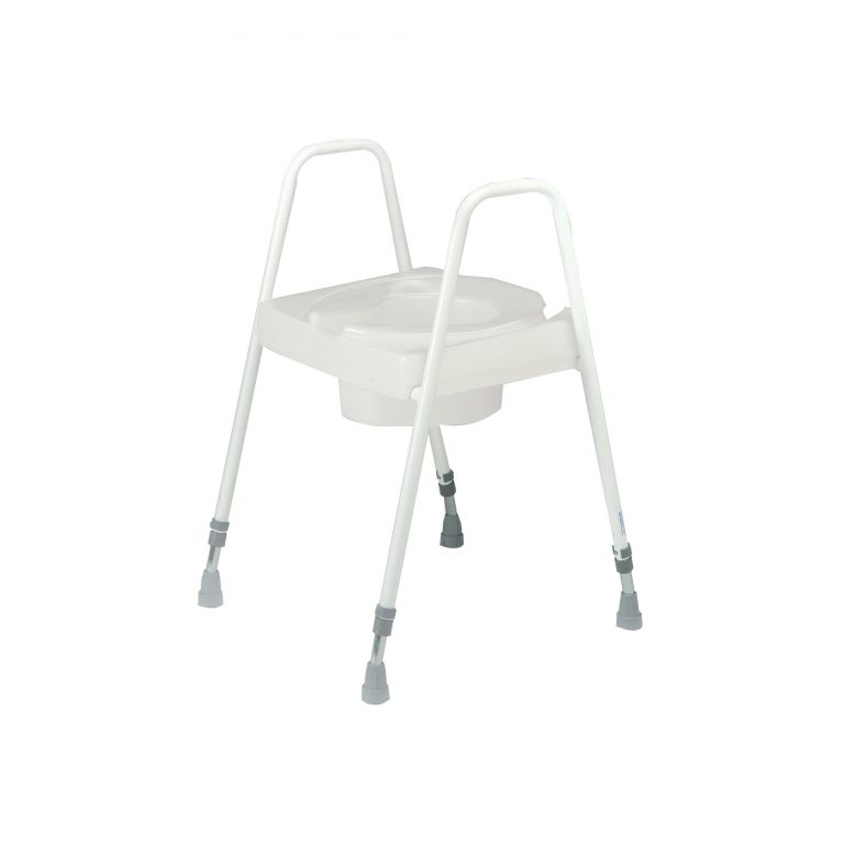 4310f Lincoln Height Adjustable Toilet Seat And Frame
