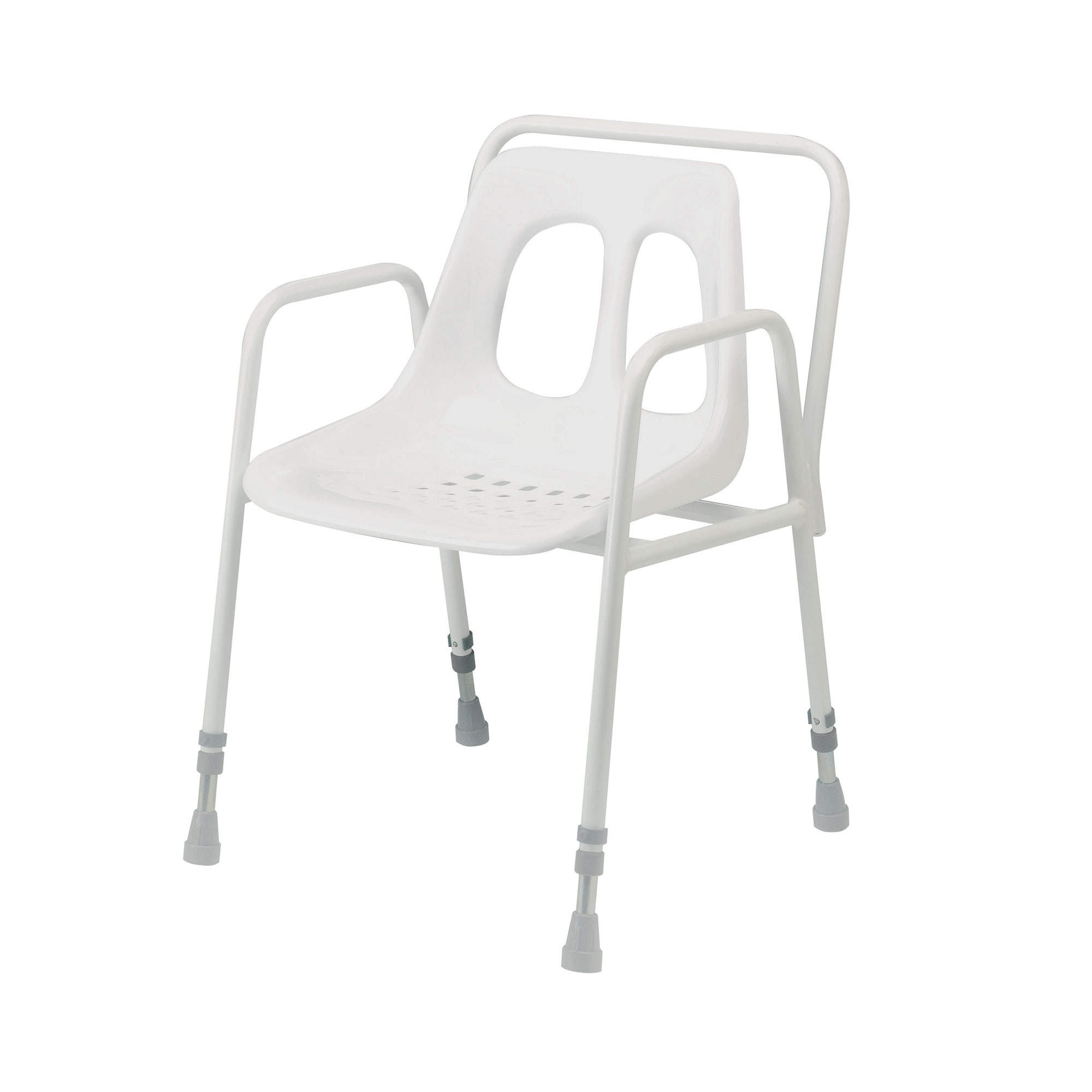 4557 : Telford Adjustable Shower Chair - Roma Medical