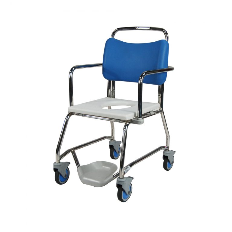 4730SS Stainless Steel Romachair