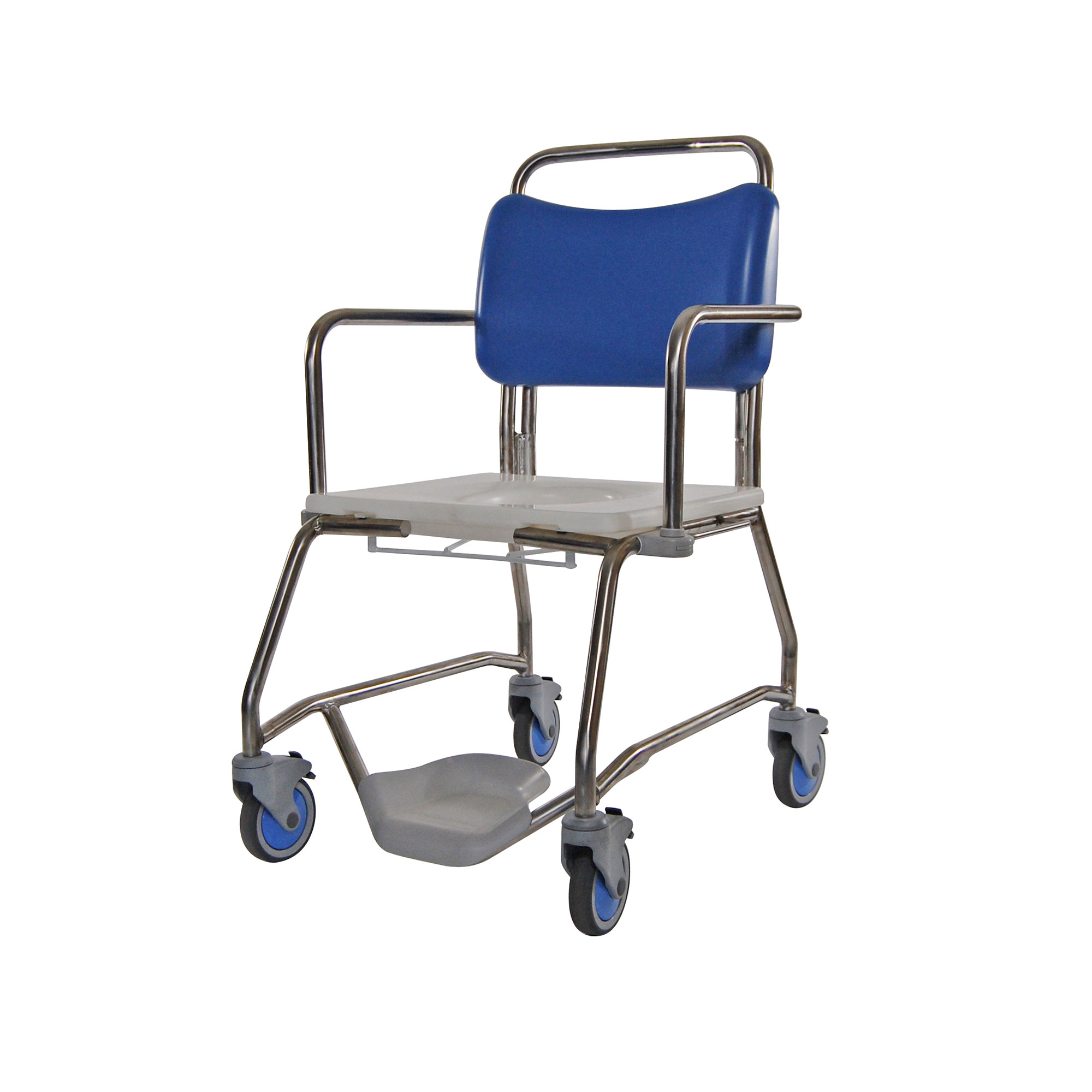4740SS : Stainless Steel Heavy Duty Romachair With