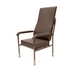 Chair Without Back Chairs At Homesense 5718 Lb High Vinyl Upholstery With Lumbar