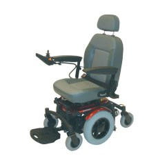 Power Chairs Hickory Chair King Beds Shoprider Lugano Roma Medical