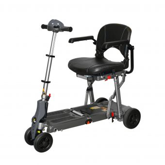 roma yoga folding mobility scooter